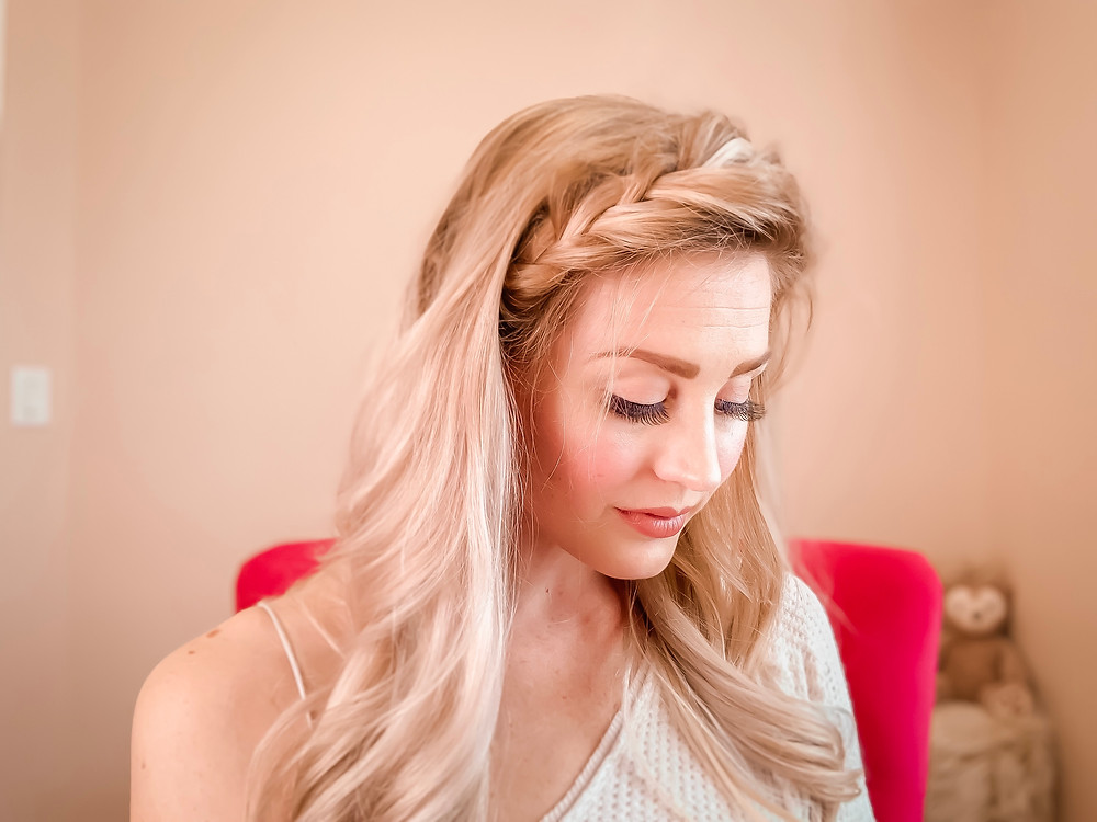 How To Create a Front Crown Braid