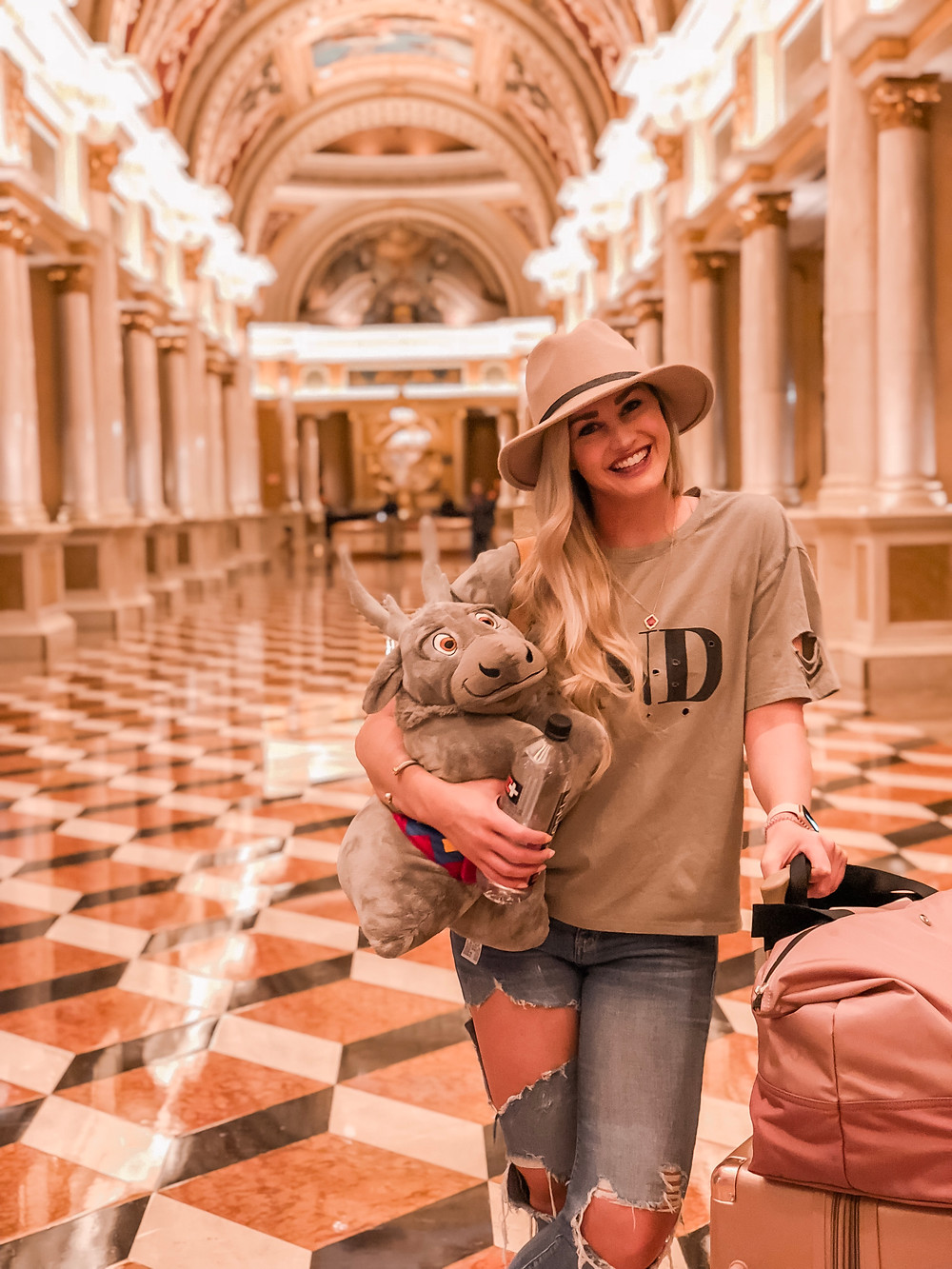 Vacation to Vegas