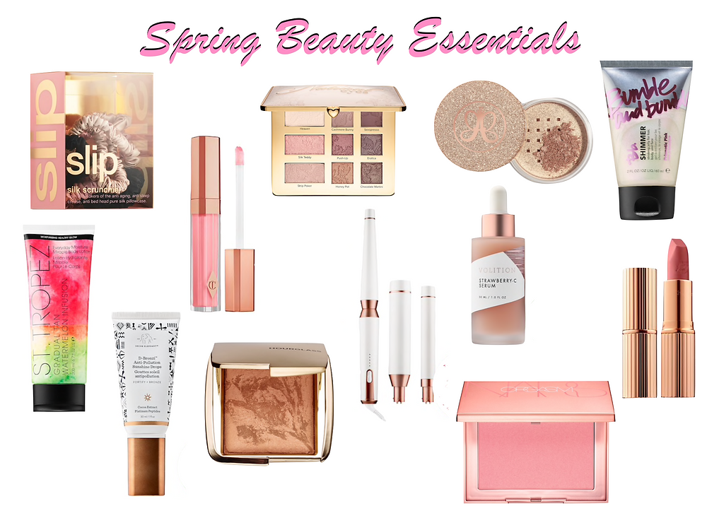 Spring Beauty Essentials
