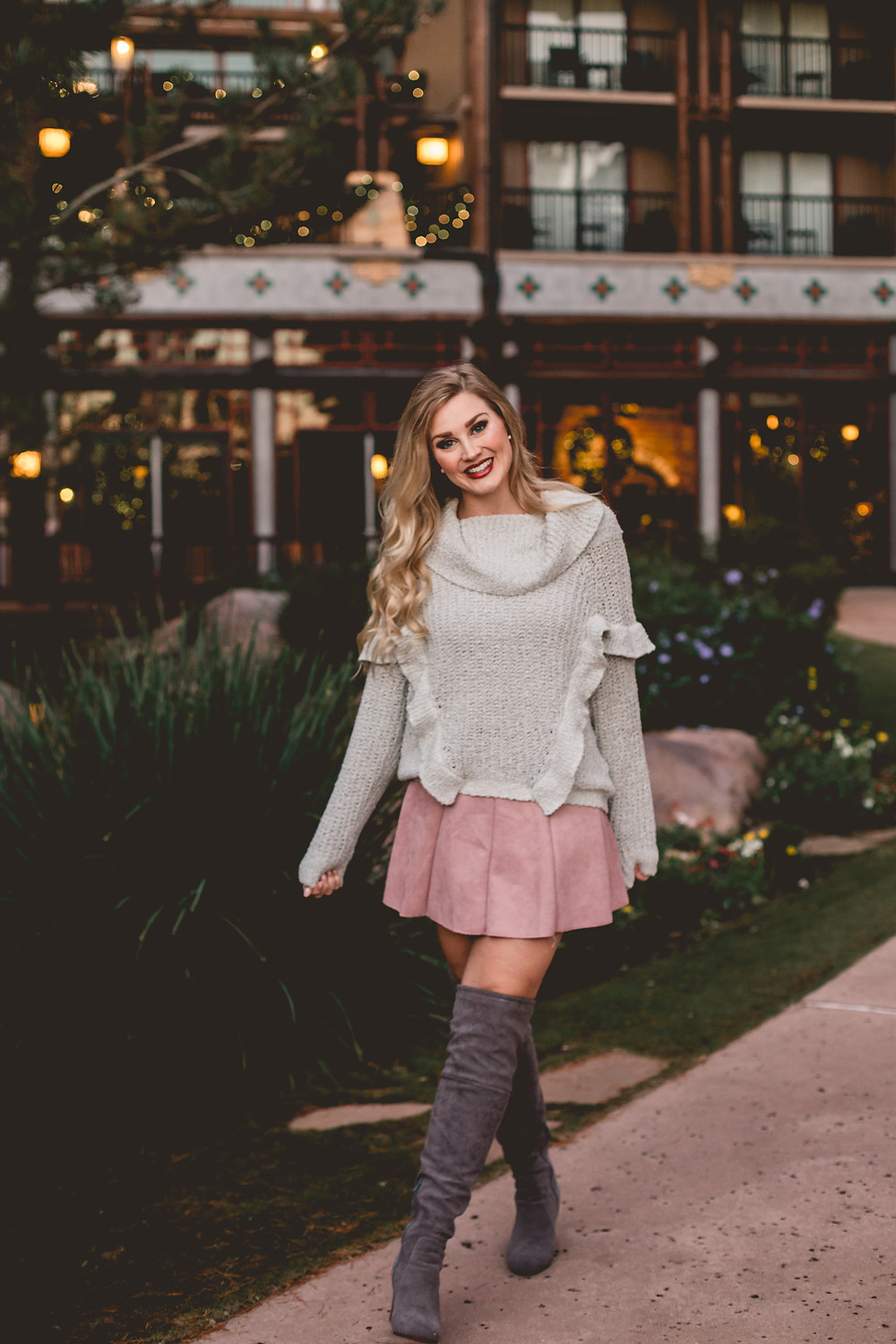 Sweaters and Skirts