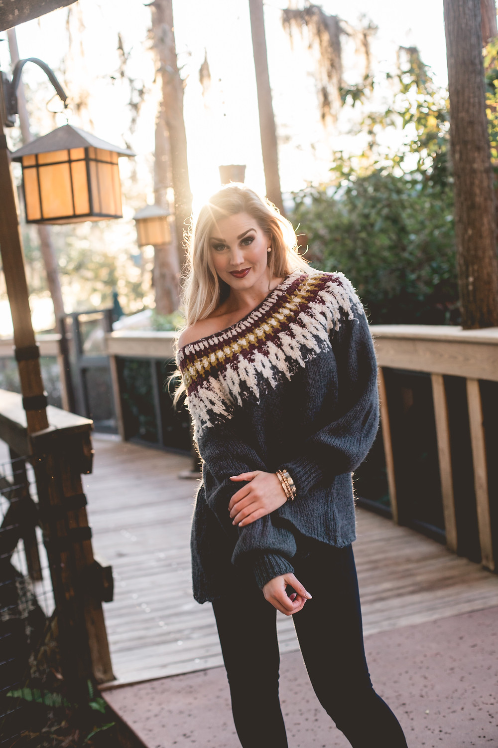 Lantern Sleeve Trend + Why I Oversize on Sweaters