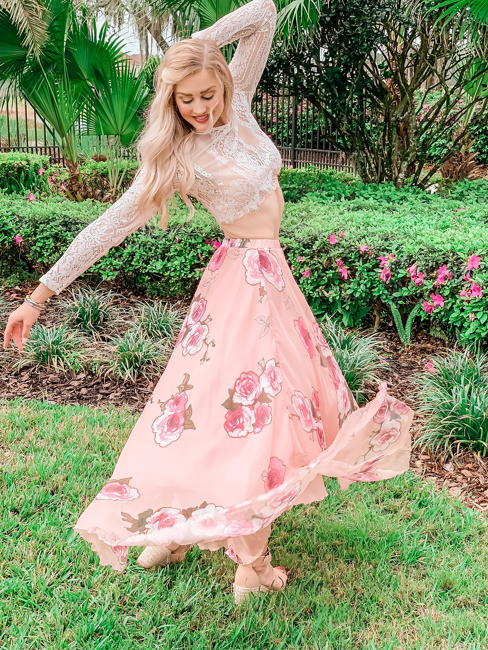 Darling Florals for Spring