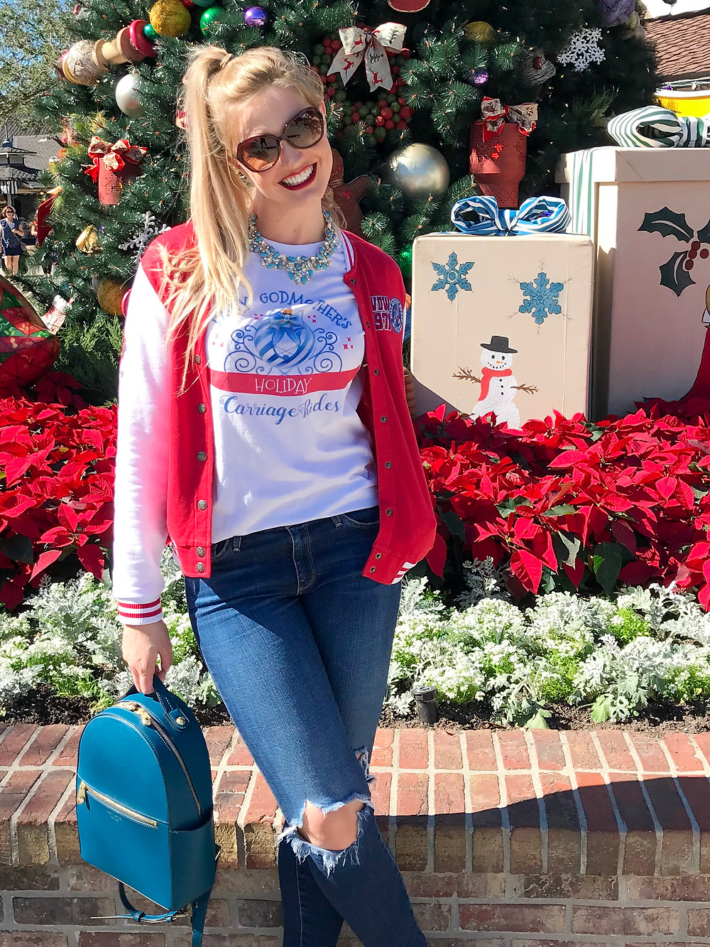 Holiday Season with a Little Disney