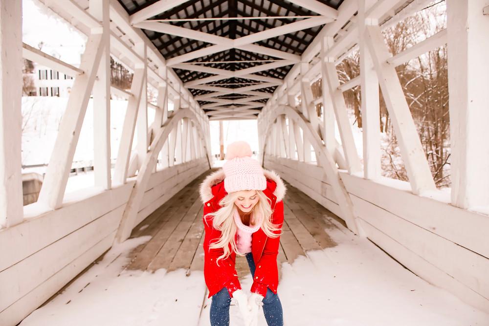 Red & Pink Wonderland