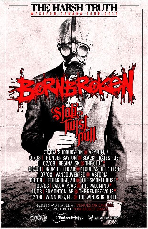 BN full tour