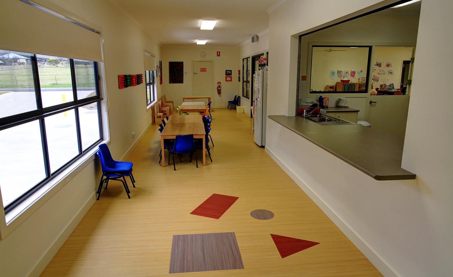 Kootingal Preschool Breakout space