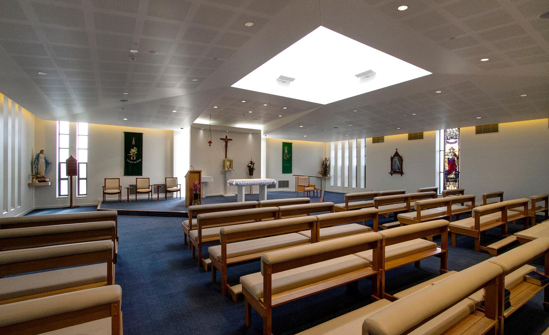 Nazareth House Chapel, Tamworth