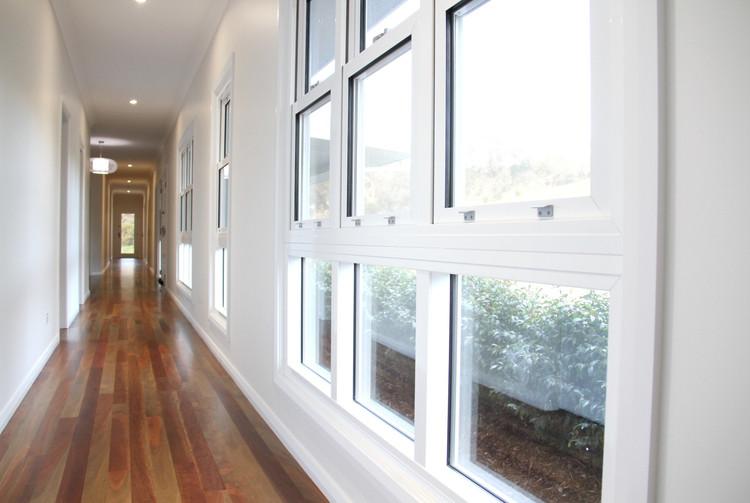 Brushtail Drive Residence, Hallway