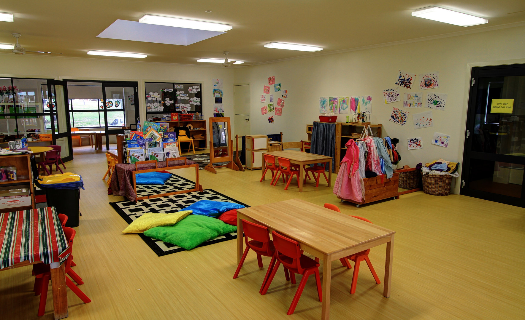 Kootingal Preschool Classroom
