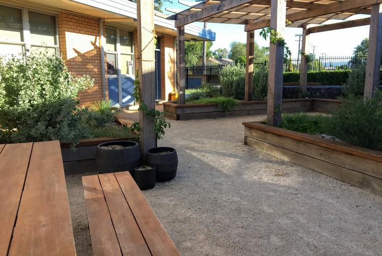 Hillvue Public Sensory Garden