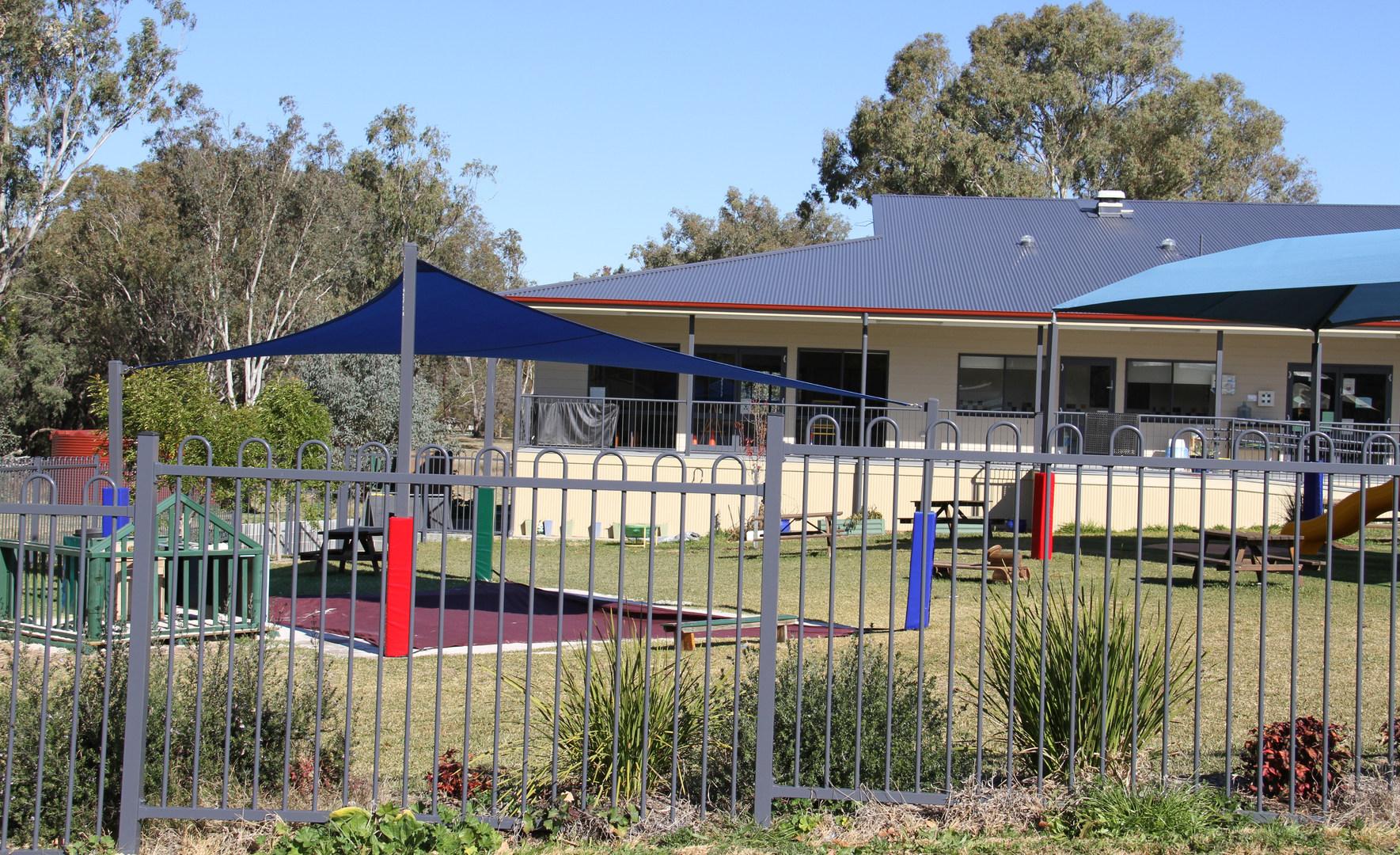 Kootingal Preschool, Playground