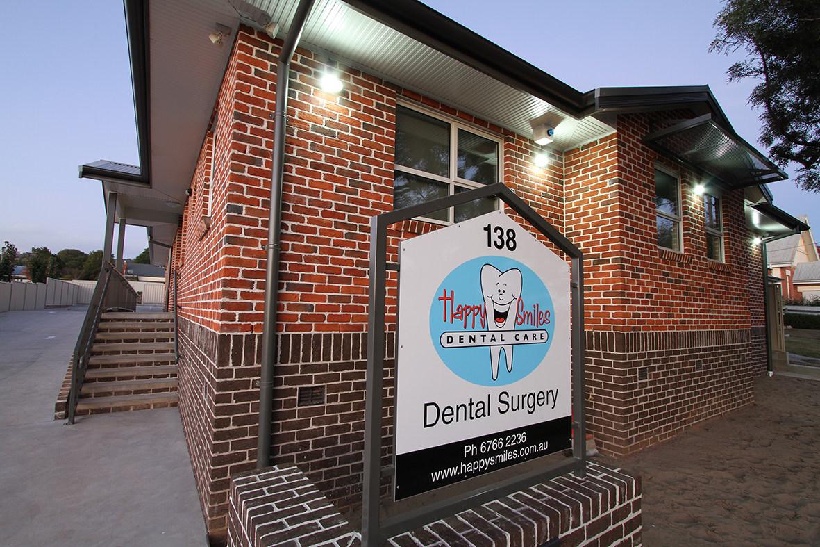 Happy Smiles Dental Surgery, Tamworth