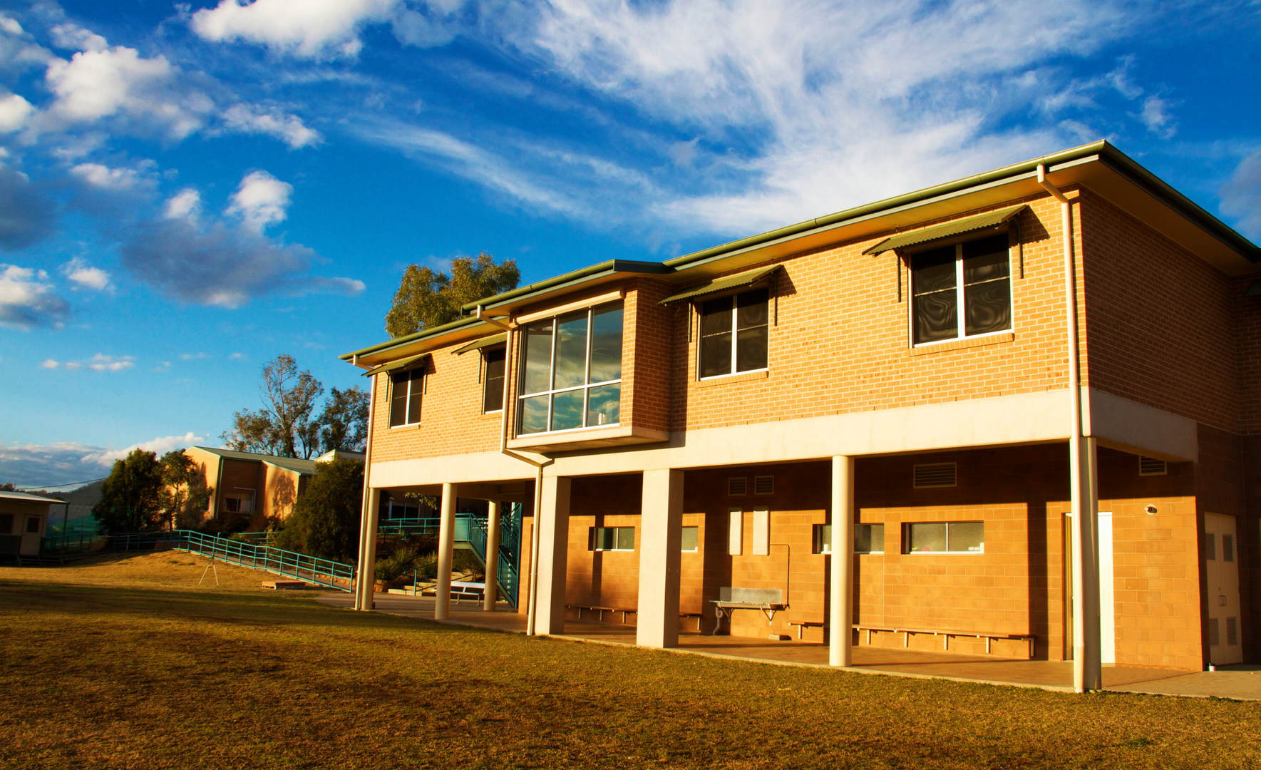 Carinya Christian School Tamworth, Library and Indoor Sports Centre