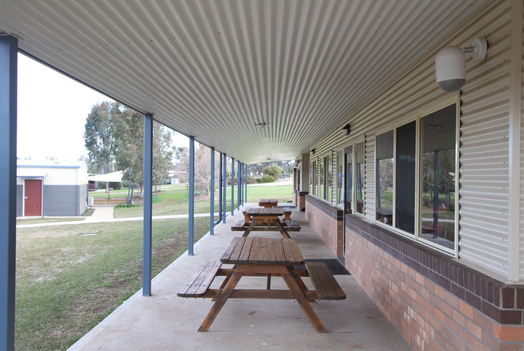 Calrossy Anglican School, Resource Centre
