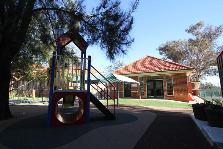 Horizon Early Intervention playground