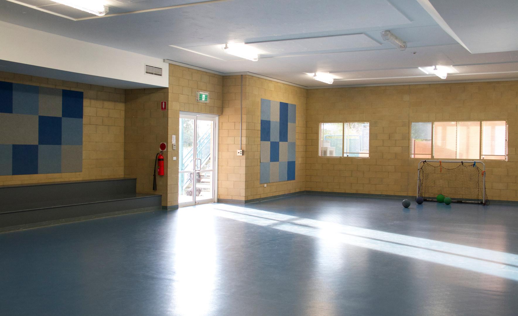 Carinya Christian School Tamworth, Indoor Sports Centre