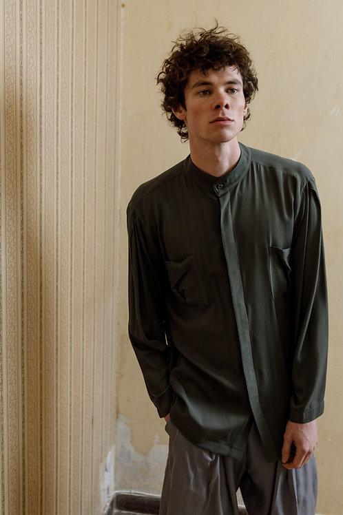 Dante Bashta Shirt Khaki