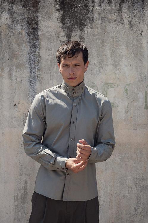Dante Stark Shirt Khaki