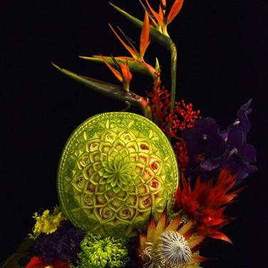 Watermelon,Flower