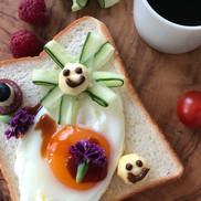Breakfast/朝食