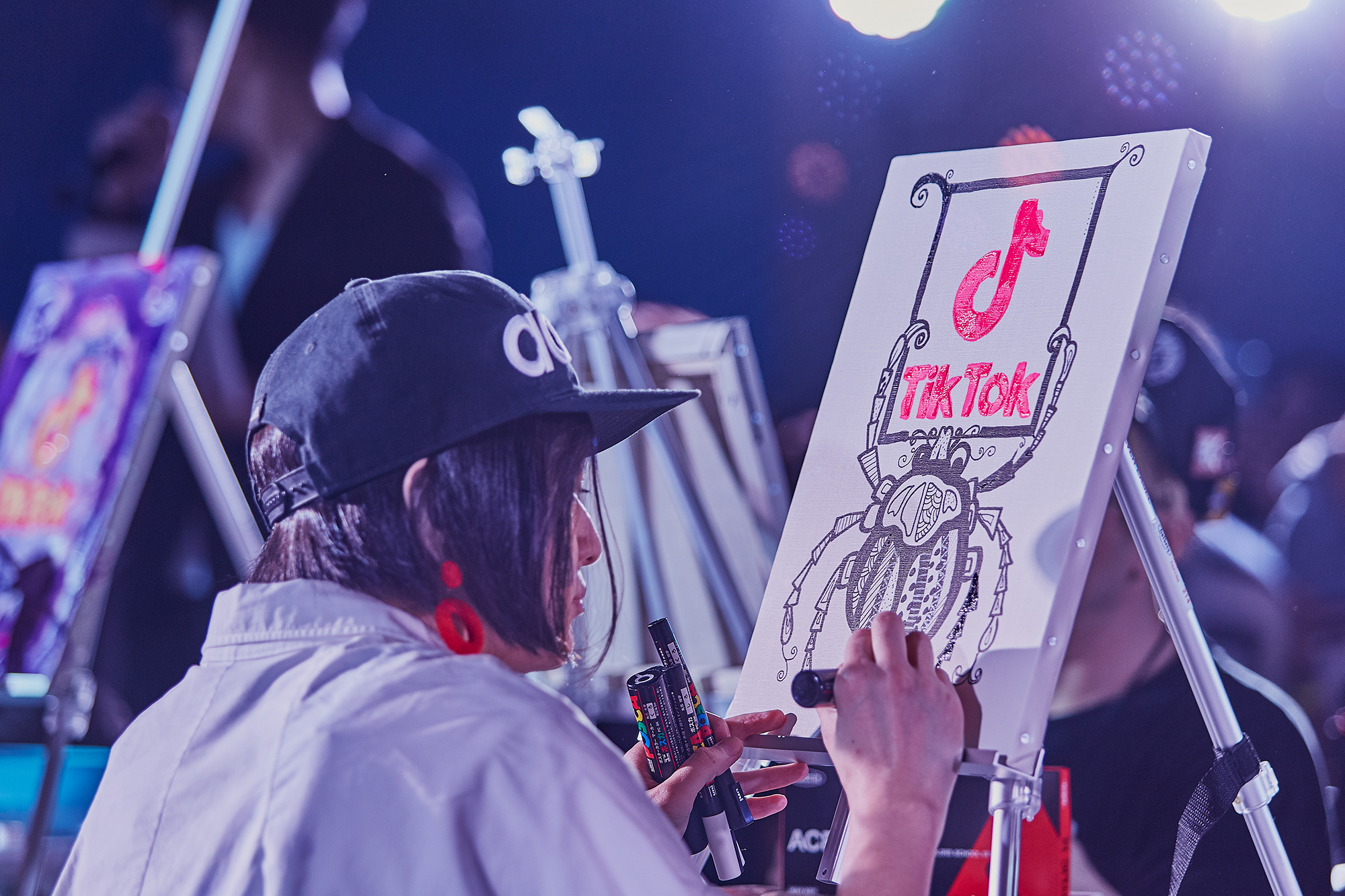 Art Battle Japan