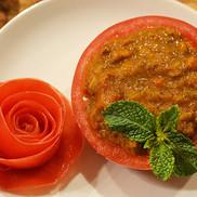 Tomato / トマトのバラ