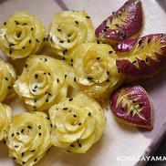 Sweet Potatoes / スイートポテトのバラ