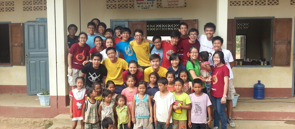 Sustainable school development program - (Benefitted Ban Phongsavanh and Ban Kok Wan) Since 2008