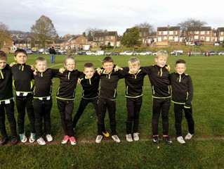Wordsley Wasps U8s East