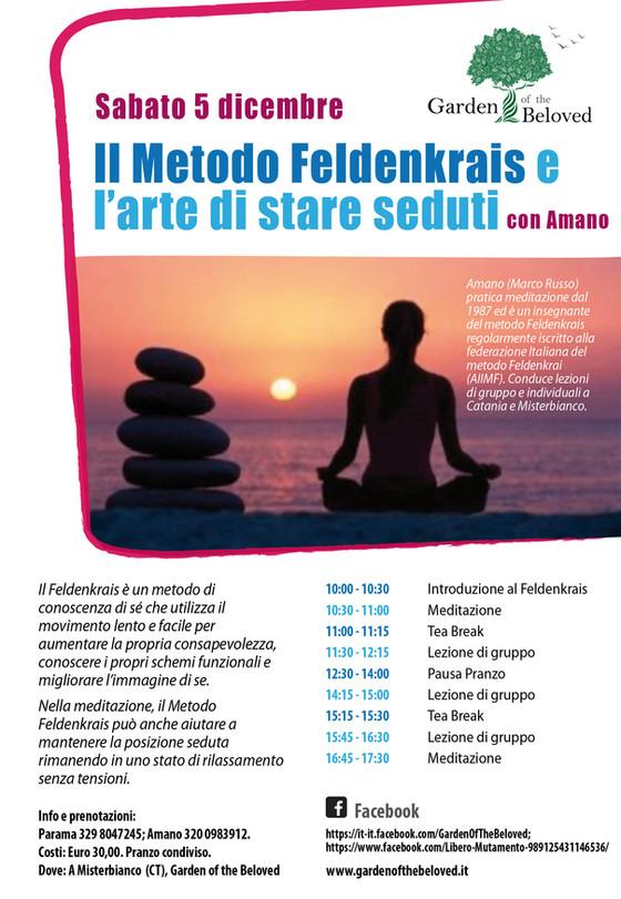 Il Feldenkrais nella Meditazione