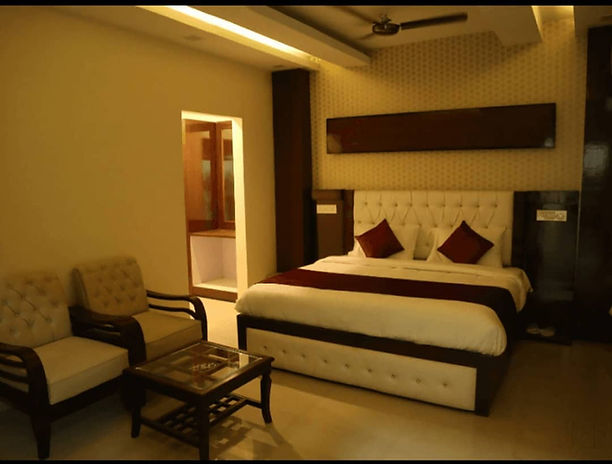 Superior Room _ Hotel Eurasia
