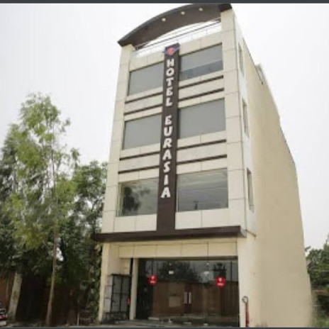 HOTEL EURASIA MOHALI | EXTERIOR
