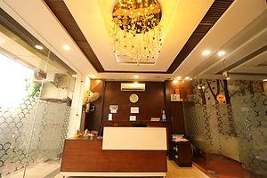 Hotel Eurasia Reception