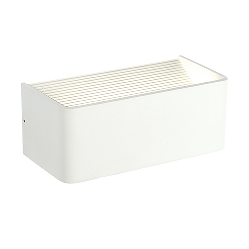 Slater 1lt 200mm wall 6W cool white