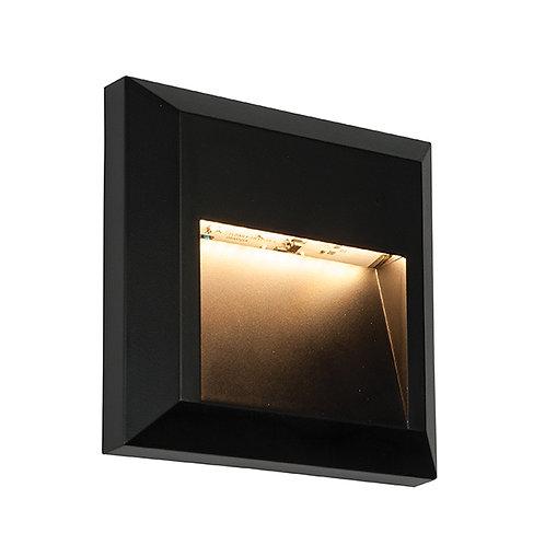 Severus square indirect IP65 1.1W warm white