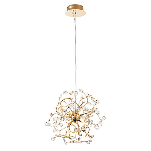 Willa 6lt pendant 2.5W warm white