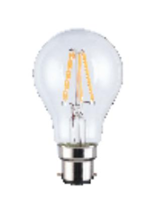 Smart LED Fil Class 60Weq B22 Cl Gl WiFi 25H 27K