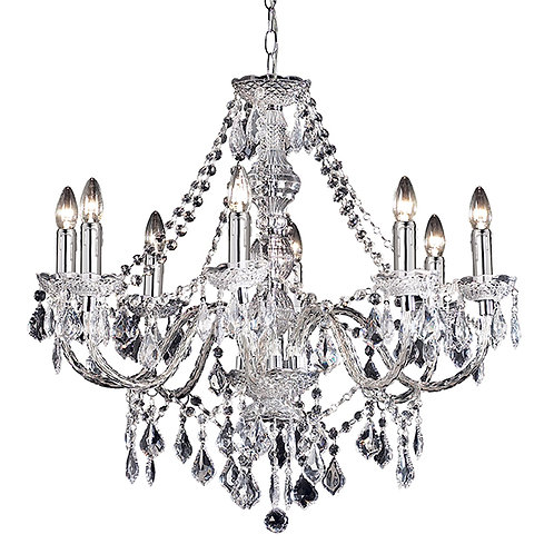 Clarence 8lt pendant 60W