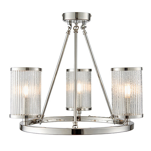 Easton 3lt semi flush 40W