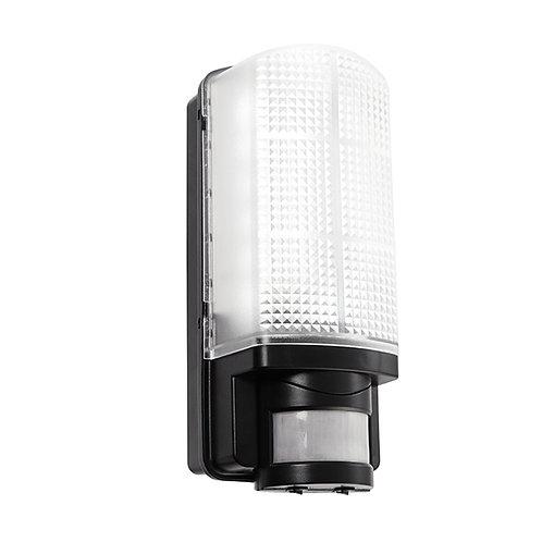 Motion LED PIR 1lt wall IP44 6W daylight white
