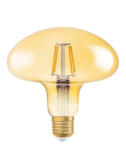 Vintage 1906 LED CL MUSHROOM  FIL GOLD 40 non-dim  4,5W/825 E27