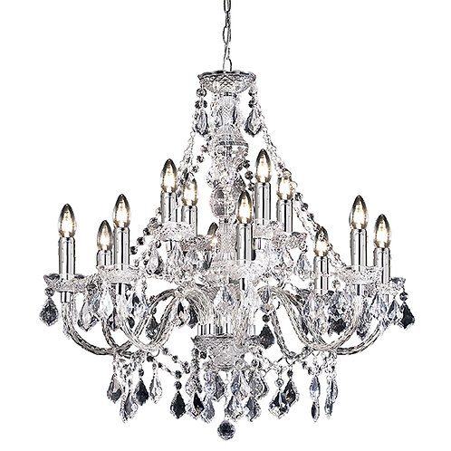Clarence 12lt pendant 60W