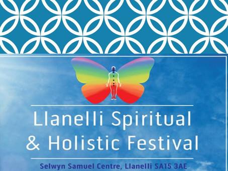 Holistic & Spiritual Festival Weekend!