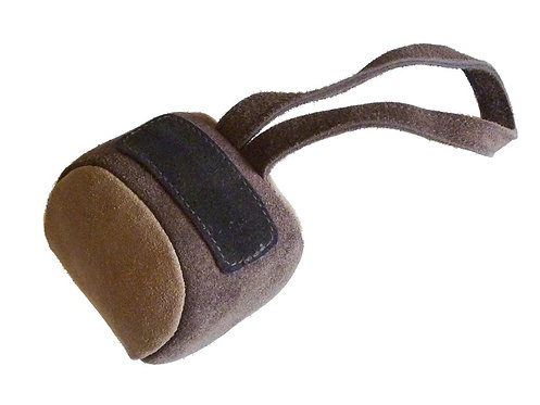 Baseball Suede Leather Toy