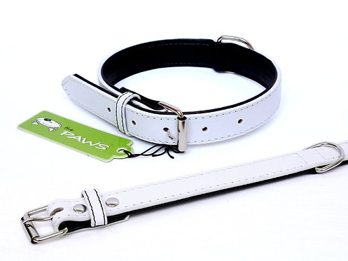 Fusion White Collar - Medium