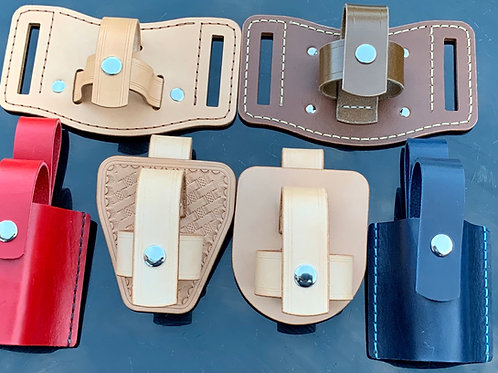 NEW - Handmade Leather Slingshot Holsters