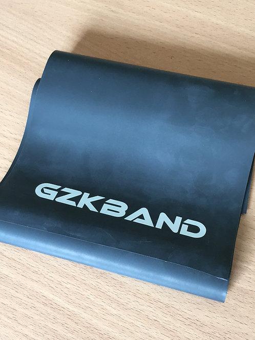 Black GZK Slingshot Elastic 2m Rolls