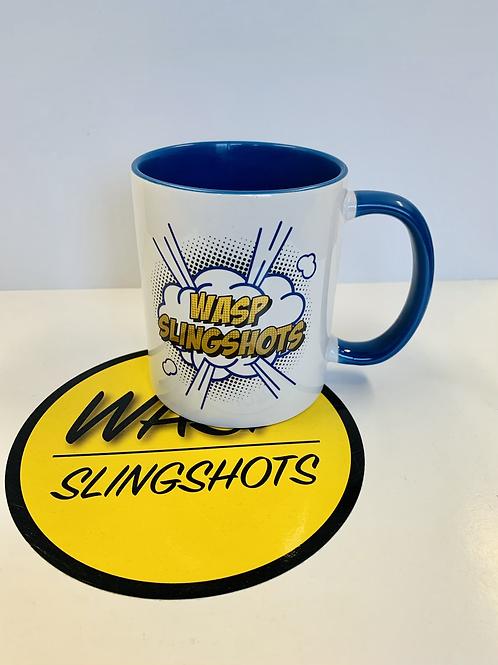 Wasp Slingshots Coffee Mug