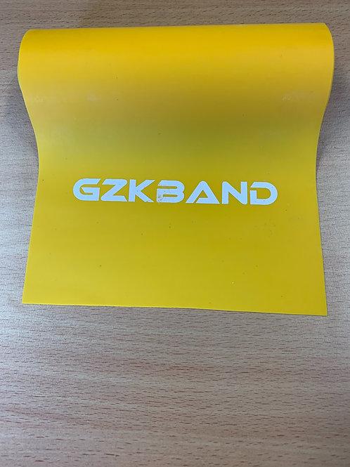 Orange GZK Slingshot Elastic 2m Rolls