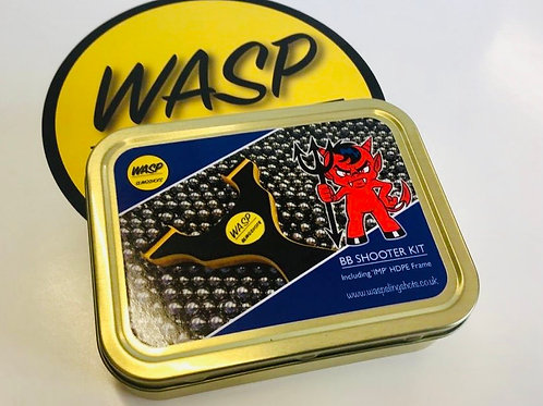 """Wasp""""IMP"""" BB Shooting Kit  Boxed with accessories"""